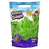 Kinetic Sand- grün, 907 g, Color Arena Verde. (Spin Master 20107735-6047182)