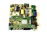 Cello C28227DVB-LED TV Tarjeta Principal AV Fuente Placa Sistema De Alimentación PSU