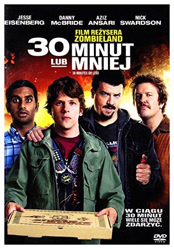 30 Minutes or Less [DVD] [Region 2] (IMPORT) (No hay versión española)