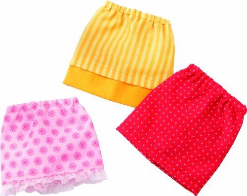 Haba Puppen-Kleiderset Röcke