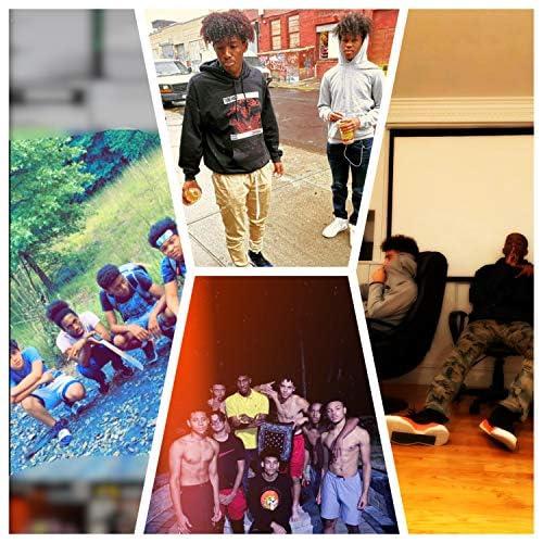 RNW Gang feat. RNW AB, Speaker Knockerz & Buddy Mylez