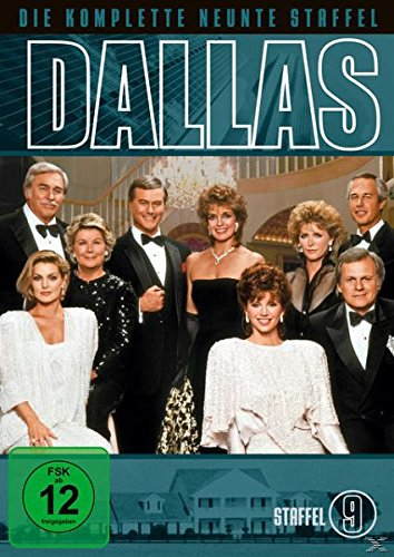 Dallas - Staffel 9 (4 DVDs)