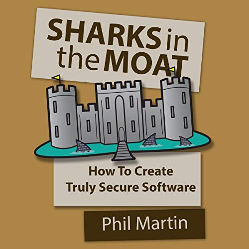Sharks in the Moat audiobook cover art