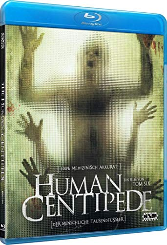 The Human Centipede - Limited Uncut Edition - Blu-ray