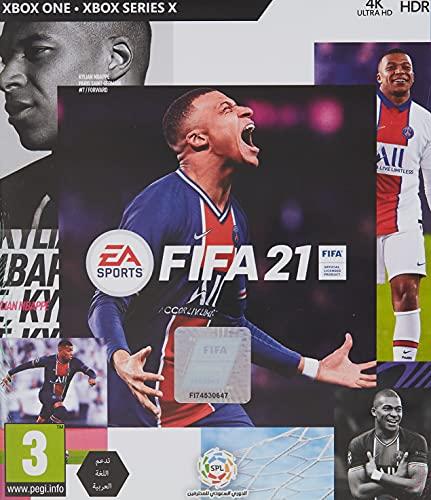 Xbox One - FIFA 21 - [Versión Inglesa]
