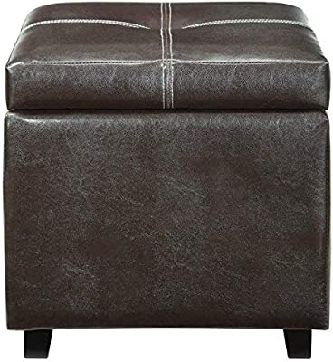 Amazon Com Handy Living Space Saving Folding Ottoman