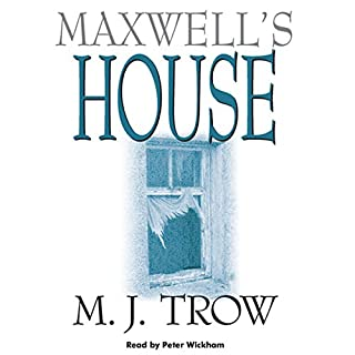Maxwell's House audiobook cover art