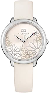 Tommy Hilfiger Leila Quartz Movement Beige Dial Ladies Watch 1781785