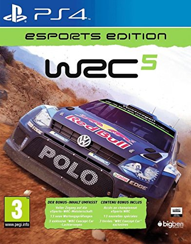 WRC 5 - eSports Edition