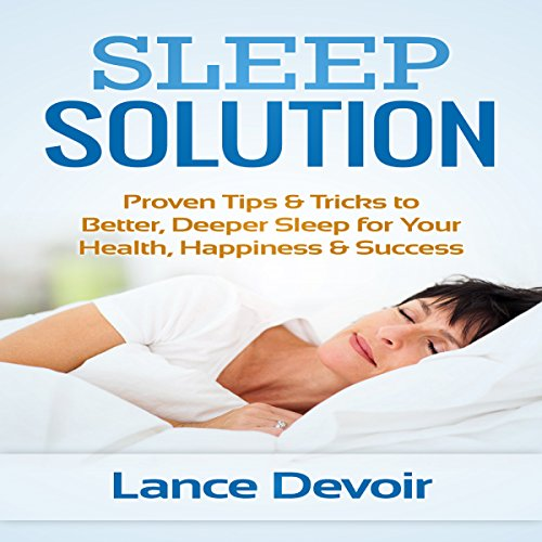 Sleep Solution cover art
