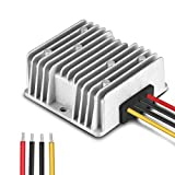 Aweking Waterproof DC/DC 48V Step Down to 12V 25A 300W Voltage Buck Converter Regulator Transformer Power Supply for Car Truck Vehicle CE listed