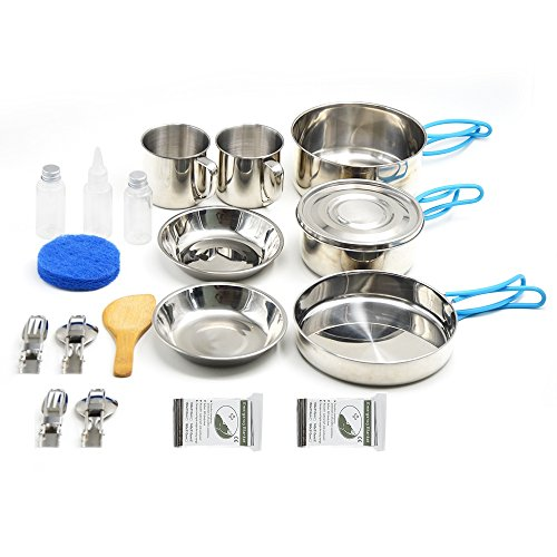 outdoor cooking set gift idea