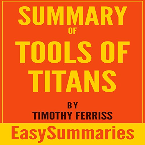 Summary of Tools of Titans audiobook cover art