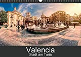 Valencia - Stadt am Turia (Wandkalender 2020 DIN A3 quer): Auf fotografischer Entdeckungsreise durch Valencia (Monatskalender, 14 Seiten ) (CALVENDO Orte) - Hessbeck Photography