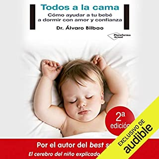 Todos a la cama [Everyone in Bed] audiobook cover art