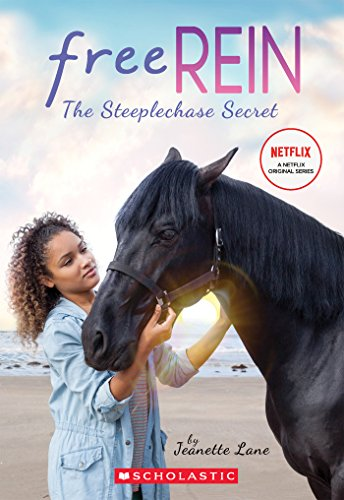 The Steeplechase Secret (Free Rein #1) (English Edition)