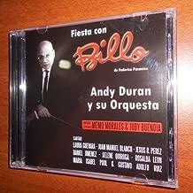 Fiesta con Billo de Federico Pacanins, Andy Duran Y Su Orquesta. Artistas Varios (Cd)