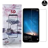 Bear Village® Huawei Mate 10 Lite Vetro Temperato 0.26mm, HD Trasparente, 9H Durezza, 3D ...