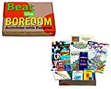 Beat the Boredom Box - Activities with Purpose - Senior Large Print Gift Basket Crossword Word Find...