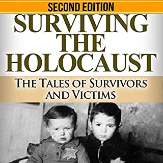 Surviving the Holocaust audiobook cover art
