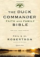 NKJV, Duck Commander Faith and Family Bible, Hardcover, Multicolor (Signature) by Thomas Nelson (2014-11-04)