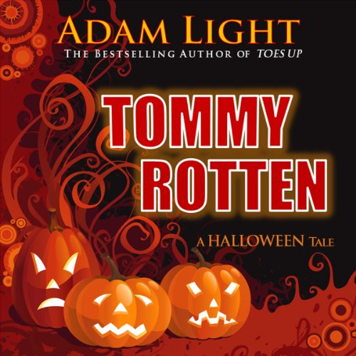 Tommy Rotten audiobook cover art