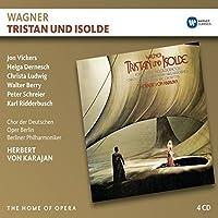 Wagner: Tristan Und Isolde (4CD) by Herbert von Karajan