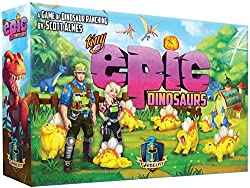 6. Gamelyn Games Tiny Epic Dinosaurs