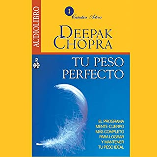 Tu Peso Perfecto [The Perfect Weight] audiobook cover art