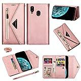 Schutzhülle für Samsung Galaxy A30, Brieftasche, Brieftasche, Brieftasche, Brieftasche, Brieftasche, Brieftasche, Schutz für Karten