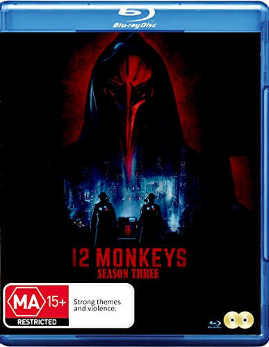 12 Monkeys: Season 3/ [Blu-ray]