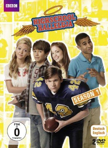Highschool Halleluja - Season 1 [2 DVDs]