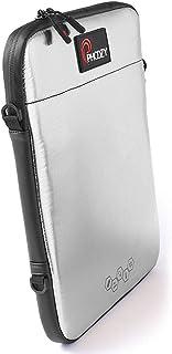 PHOOZY iPad/タブレット断熱ケース - 過熱と凍結、バッテリー寿命、耐衝撃性と落下テスト、ポーチiPad 9.7 iPad Air iPad 10.5、iPad Pro 11を防ぎます タブレット最大11インチ [イリジウムシルバー]