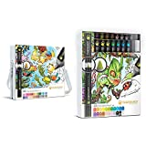 Chameleon Art Products 30 deluxe rotuladores de alcohol permanentes + Art Products 22 deluxe rotuladores de alcohol permanentes