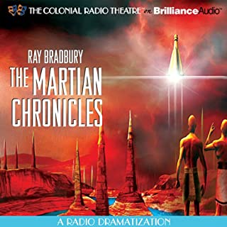 Ray Bradbury's The Martian Chronicles: A Radio Dramatization cover art