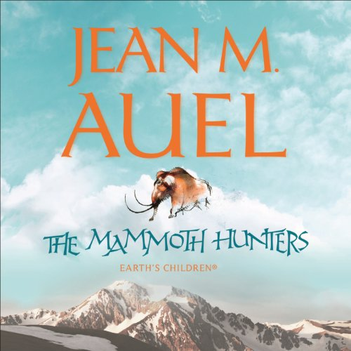 The Mammoth Hunters audiobook cover art