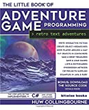 The Little Book Of Adventure Game Programming: Program Retro Text Adventures in C# (and other languages) - Huw Collingbourne