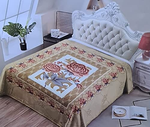 Tagesdecke Bettüberwurf 220x240 cm 3,5Kg Sofa Überwurf