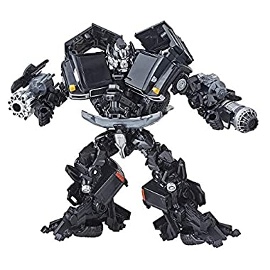 Transformers E0978 Voyager Iron hide Action Figure