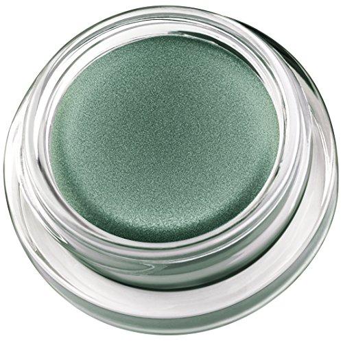 Revlon Colorstay Creme Eye Shadow, Longwear Blendable Matte or Shimmer Eye Makeup with Applicator Brush in Dark Green, Emerald (835)