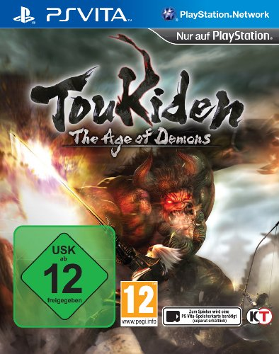Toukiden: The Age of Demons - [PlayStation Vita]