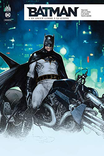 Batman Rebirth, Tome 5