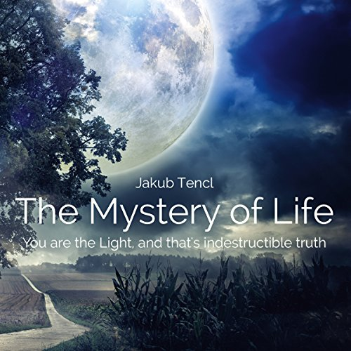 The Mystery of Life audiobook cover art