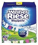 Weißer Riese Universal Megaperls, Vollwaschmittel, 90 (5 x 18) Waschladungen, extra stark gegen Flecken