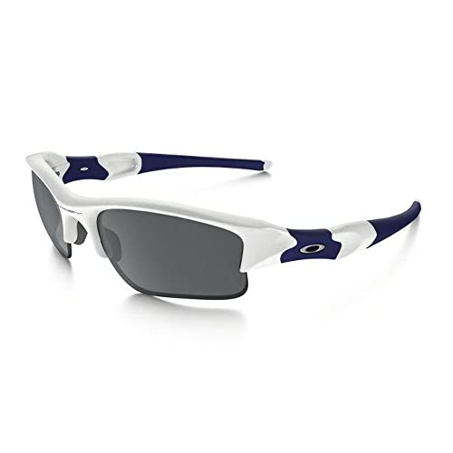bf1dd84a3a Amazon.com  Oakley Men s Flak Jacket XLJ 03-944 Rectangular Sunglasses