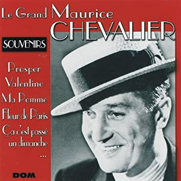 Le grand Maurice Chevalier