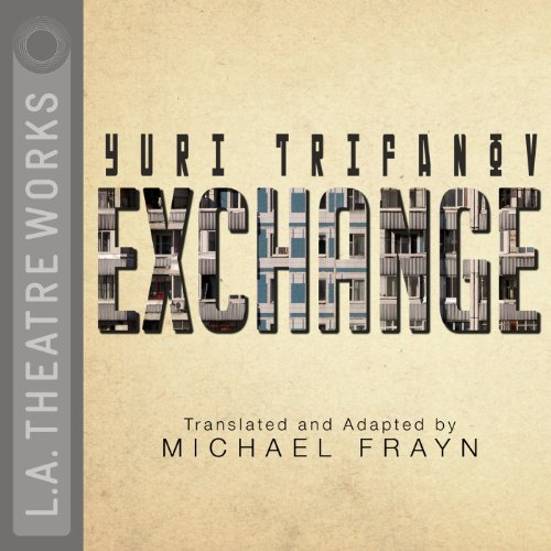 Exchange (Dramatized) audiobook cover art