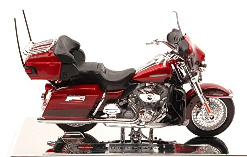 HARLEY DAVIDSON FLHTK ELECTRA GLIDE ULTRA LIMITED 2013 1:18 Maisto Moto modello modellino die cast