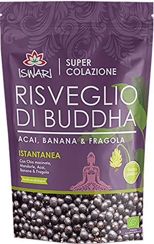Iswari Açai Buddha Erwachen - Banane & Erdbeere - 360 g