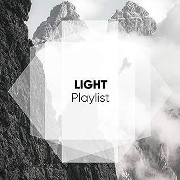 # 1 Album: Light Playlist